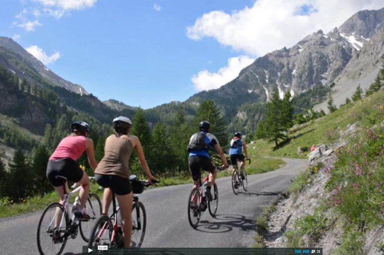 VIDÉO – Web série Route des Grandes Alpes à vélo