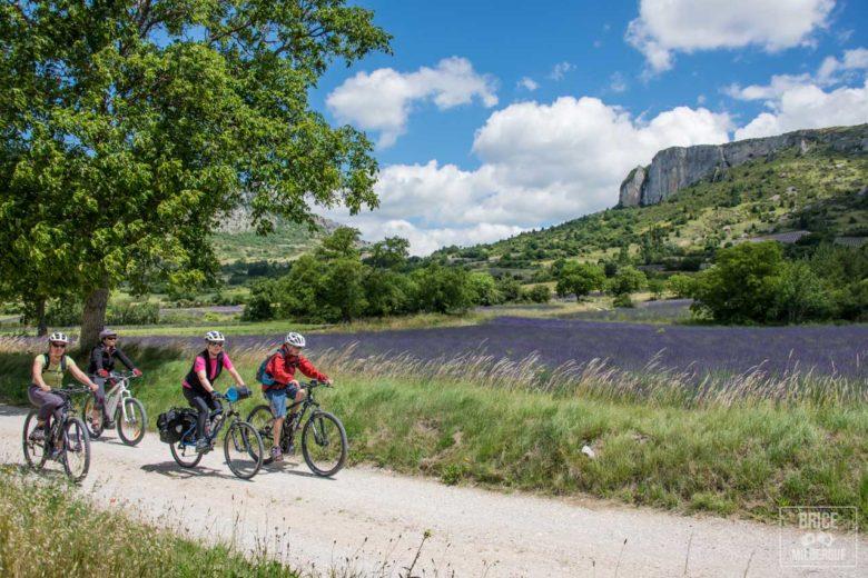 PHOTOS – Voyages à vélo