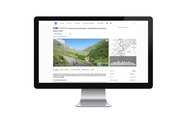 SITE WEB – Move Your Alps