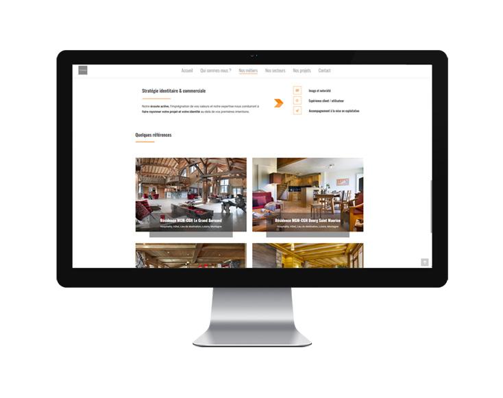 SITE WEB – Théorème Ingénierie